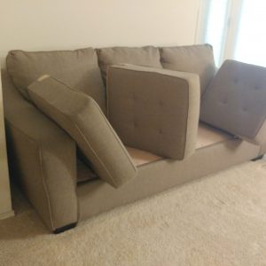 Dallas upholstery cleaning